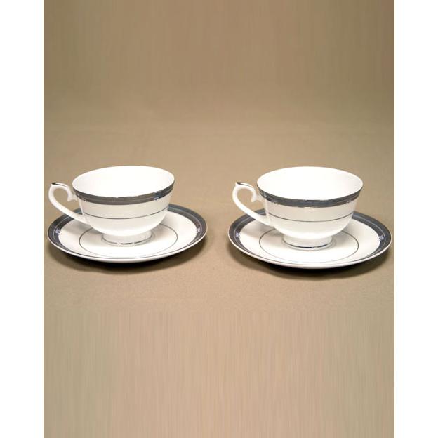 Набор чайных пар «Фиалка»