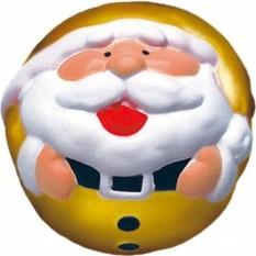 Игрушка-антистресс Желтый Дед Мороз
