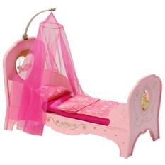Кроватка для кукол Baby born Кровать для принцессы