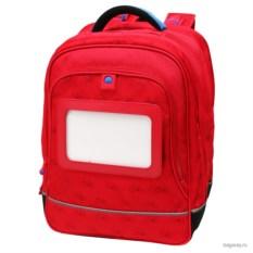 Красный рюкзак Delsey Back to school
