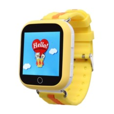 Умные детские GPS часы Smart Baby Watch Wonlex Supermario