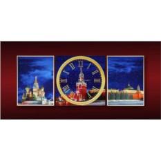Картина Swarovski Красная площадь