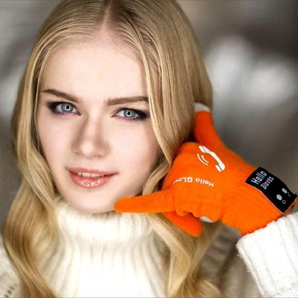 Мобильные перчатки «Говорящие»