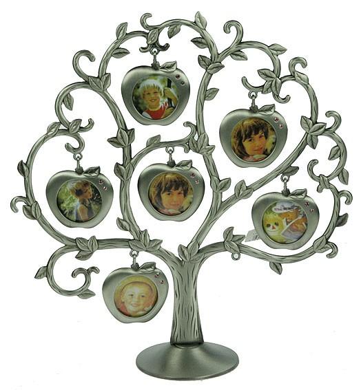 Фоторамка-дерево Яблоня, на 7 фото
