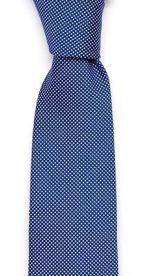 Синий галстук Fumagalli из шёлка