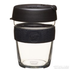 Кружка KeepCup black 340 мл