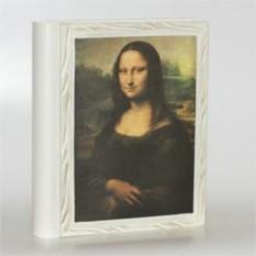 Фотоальбом Картина Мона Лиза белый