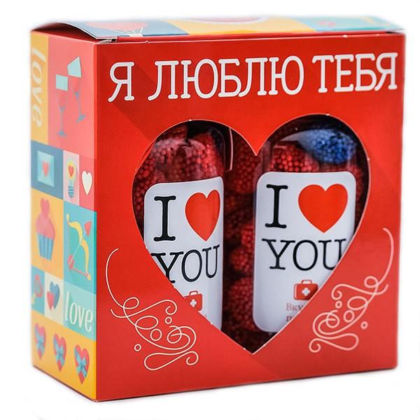 Набор сладостей для влюбленных Какая вы пара?