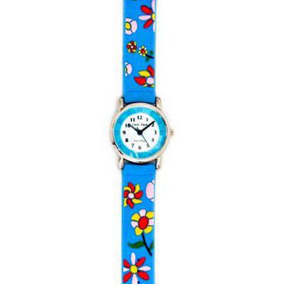 Часы «Голубые цветы» Tik-Tak