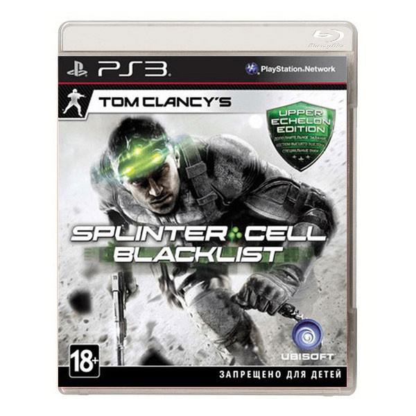 Игра Tom Clancy's Splinter Cell: Blacklist (PS3)