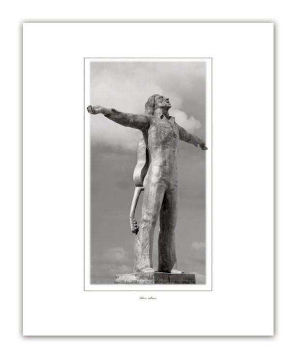 Постер Памятники. Высоцкий