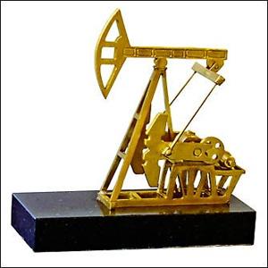 Модель нефтяной вышки своими руками для детей 52