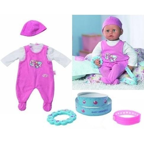 Комплект одежды для новорожденных для Annabell