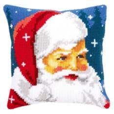 Набор для вышивания Добрый Санта Клаус