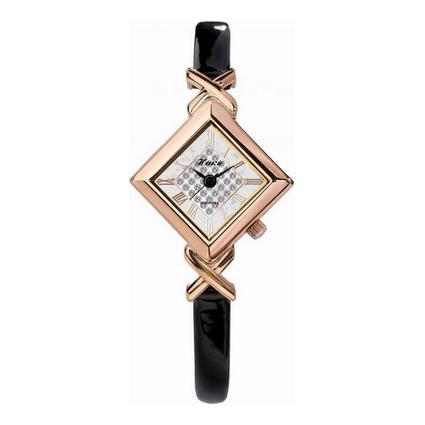 Золотые часы НИКА «Ирис»