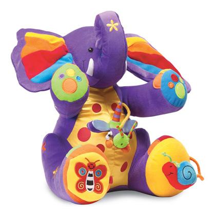 Развивающая игрушка «Слоник Тайни»