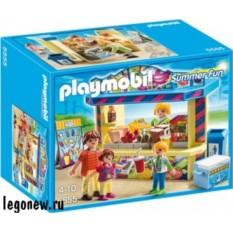 Конструктор Playmobil Киоск со сладостями