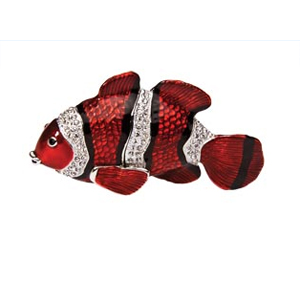 Шкатулка «Рыбка»
