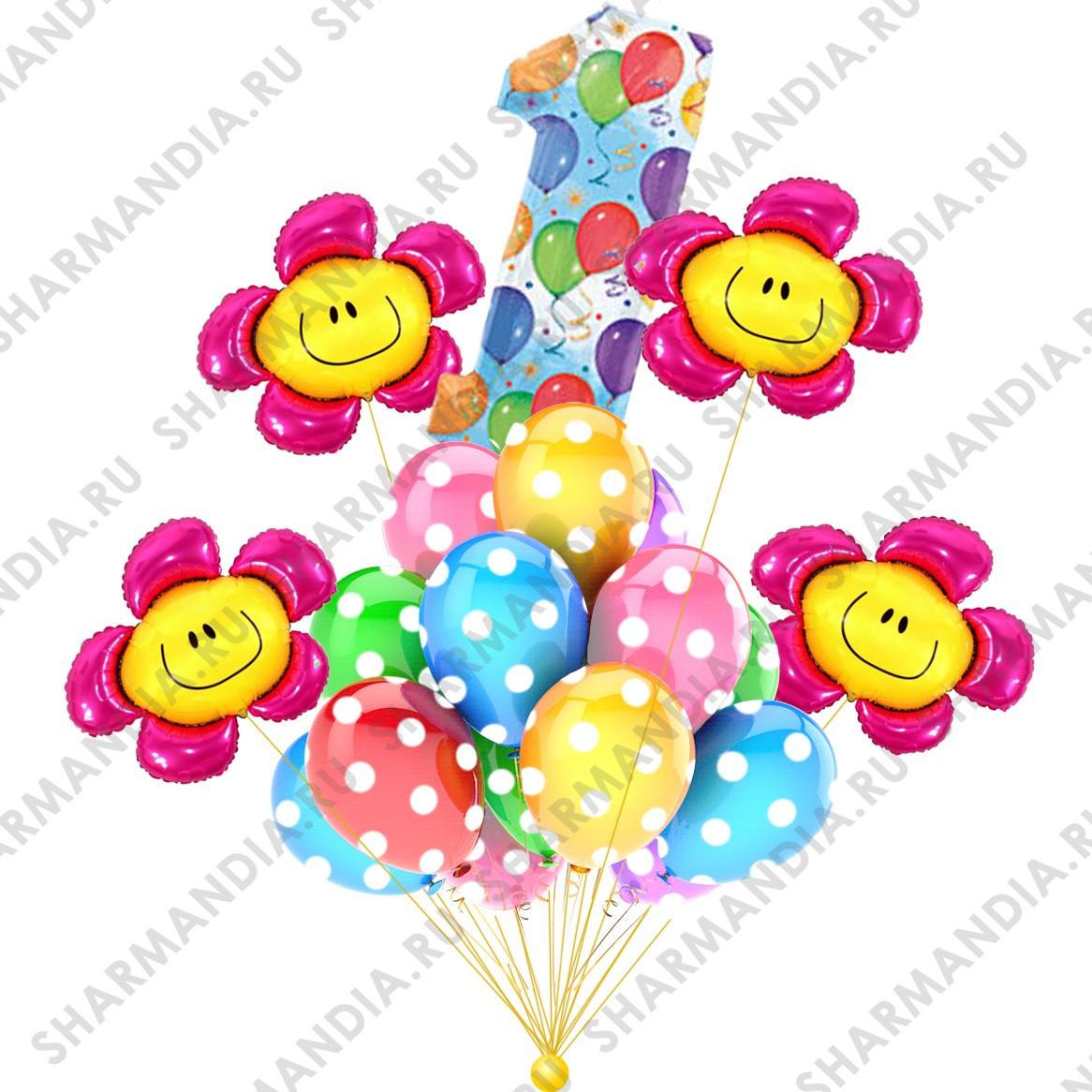 Букет Весенний День рождения