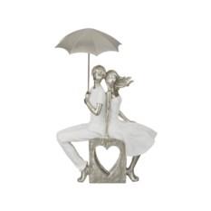Статуэтка Влюбленные из серии Фьюжн, высота 34 см