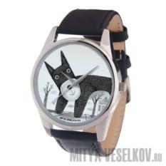 Наручные часы Mitya Veselkov Плюшевый пёс