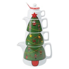 Новогодний подарочный набор Чаепитие