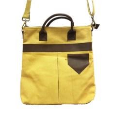 Стильная мужская сумка на ремне