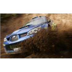 Заезд в роли штурмана на Subaru Impreza (1 круг)
