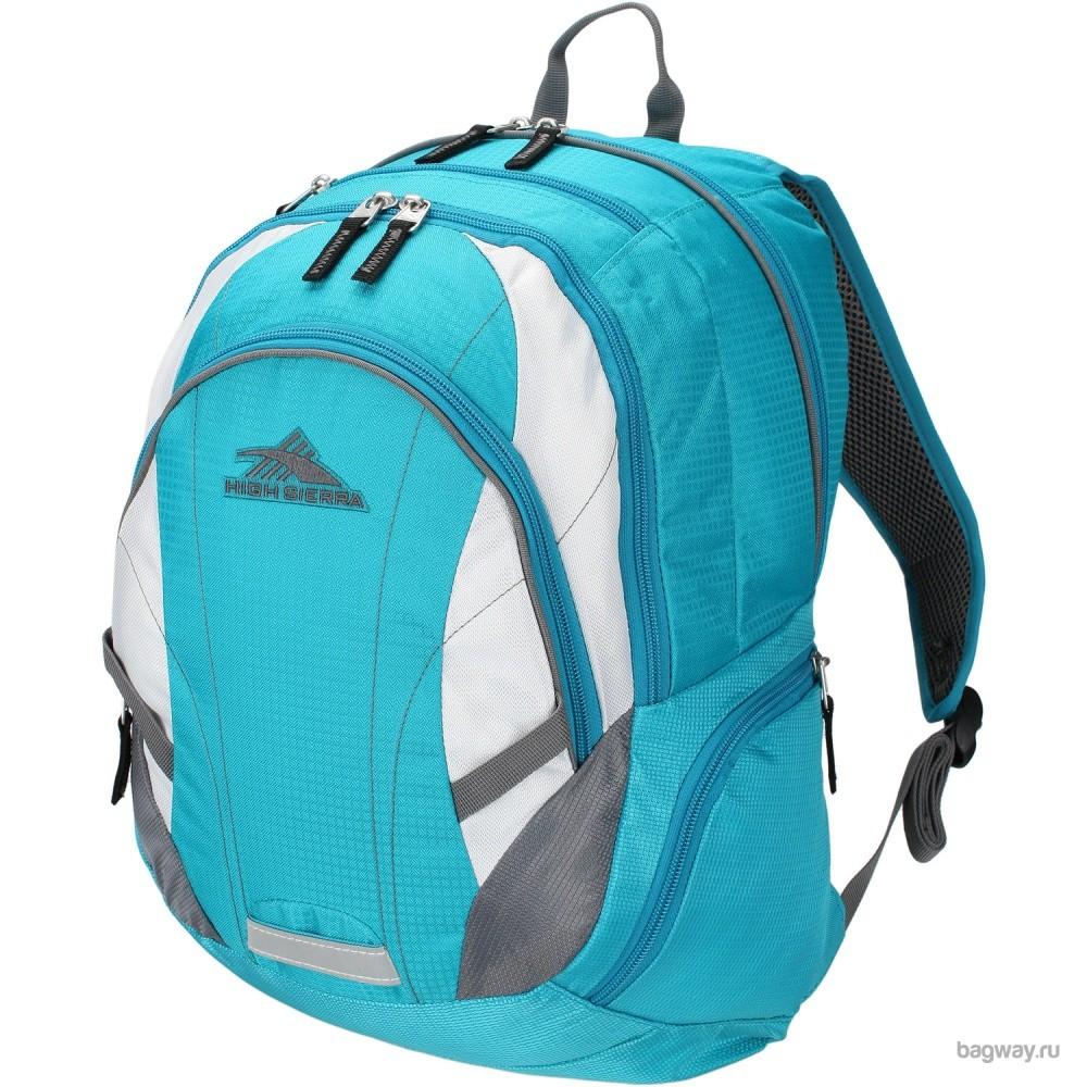 Бирюзовый рюкзак Daypacks от High Sierra