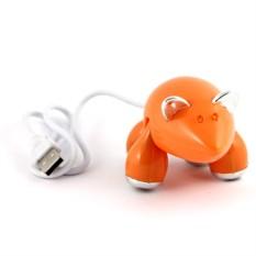 Разветвитель HUB Мышь оранжевая