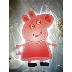 Светильник Свинка Пеппа