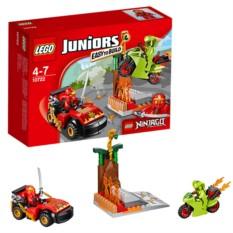 Конструктор Схватка со змеями Lego Juniors