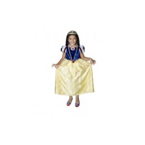 Карнавальный костюм «Белоснежка» с тиарой