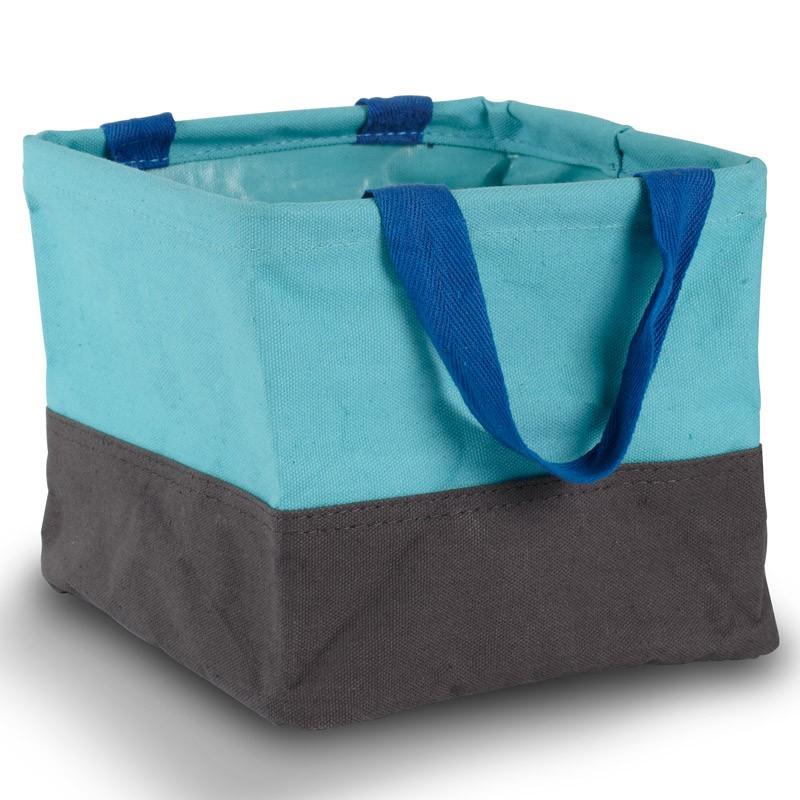 Сумка-органайзер Crunch, средняя, голубая