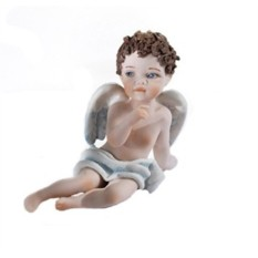 Фарфоровая статуэтка Angelo Sibania