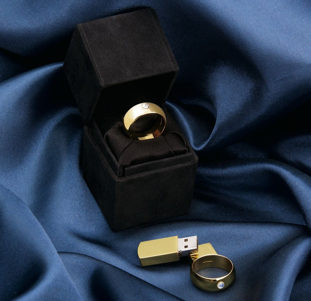 Флешка «Кольцо», 8 Гб