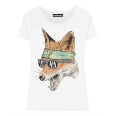 Женская футболка Foxy Face