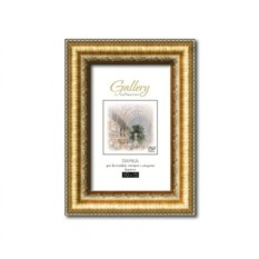 Желтая фоторамка Gallery 10х15