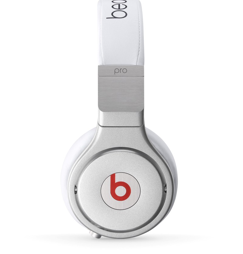 Наушники Monster Beats by Dr. Dre Pro White
