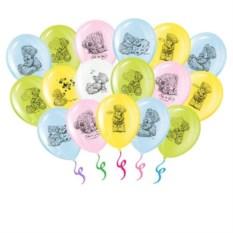 Облако из 25 латексных шаров Me To You