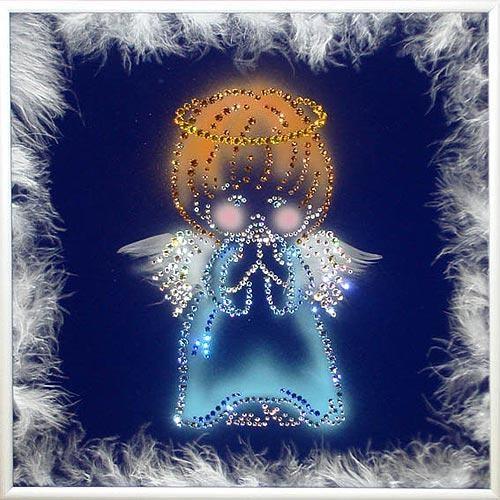 Панно настенное Ангел-хранитель