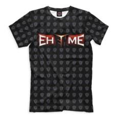 Футболка Print Bar EHOME