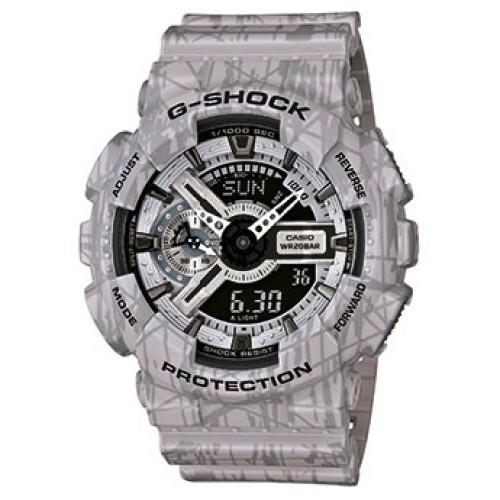 Мужские наручные часы Casio G-Shock GA-110SL-8A