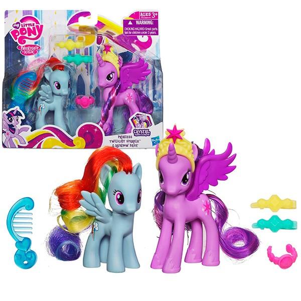 Игровой набор My Little Pony Принцессы