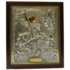 Большая икона Георгий Победоносец