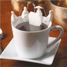 Набор держателей для чайных пакетиков Tea Fisherman