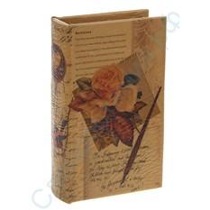 Книга-сейф с ключом Письма