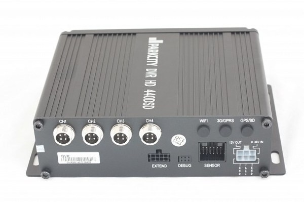 Видеорегистратор ParkCity DVR HD 440DSD CE