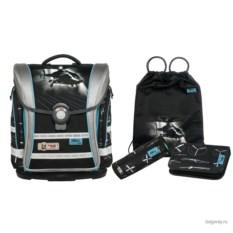 Черный школьный ранец McNeill Ergo Light Compact