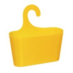 Лимонно-жёлтая подвесная полка-корзина Stardis